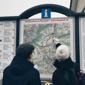 Our starting point: Mapping out the route